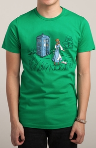 Adventure Awaits, New and Top Selling Nerdy T-Shirts + Threadless Collection