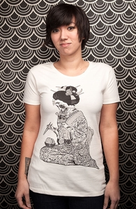 Geishaaa!, New and Top Selling + Threadless Collection