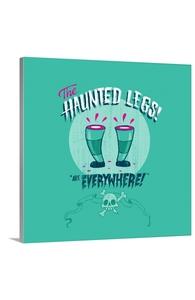 The Haunted Legs Hero Shot