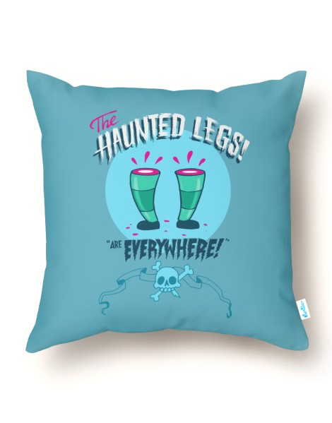 The Haunted Legs Hero Shot