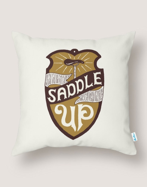 Saddle Up Hero Shot