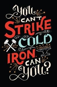 Strike Cold Iron Hero Shot