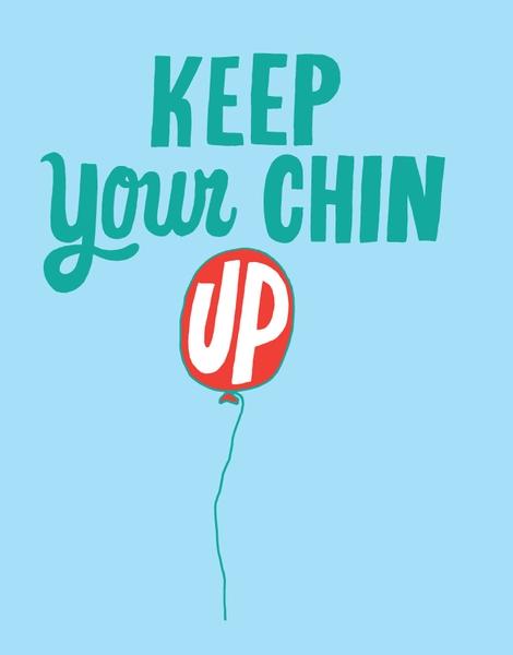 Keep Your Chin Up Hero Shot