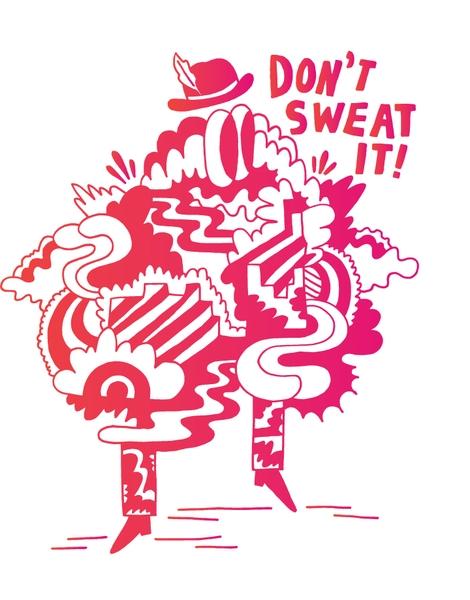Don't Sweat It Hero Shot