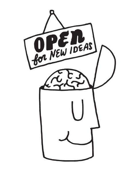 Open for New Ideas Hero Shot
