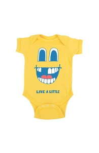 Live a Little, New and Top Selling Baby and Toddler + Threadless Collection