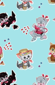 Zombie Cats Hero Shot