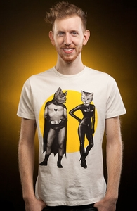 A Bat and a Cat, New and Top Selling Video Game T-Shirts + Threadless Collection