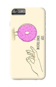 Donut Touch Me Hero Shot