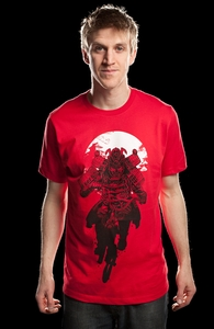 Samurider, New and Top Selling Video Game T-Shirts + Threadless Collection