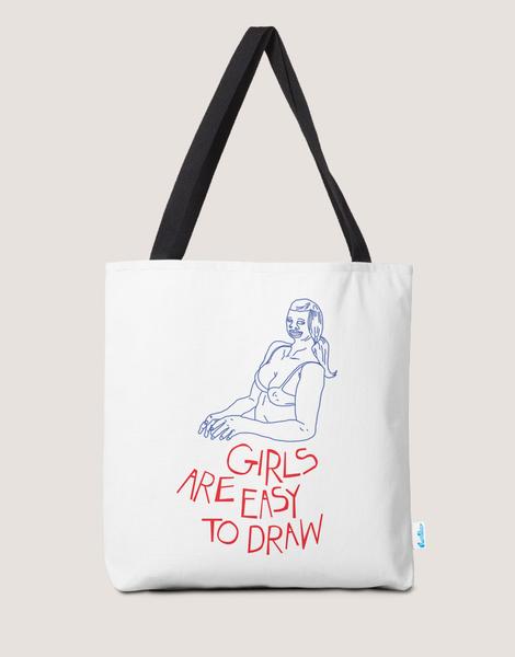 Girls are Easy to Draw Hero Shot