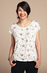 Modele D'Oursin: Threadless Girly Dolman , Select Girly + Threadless Collection