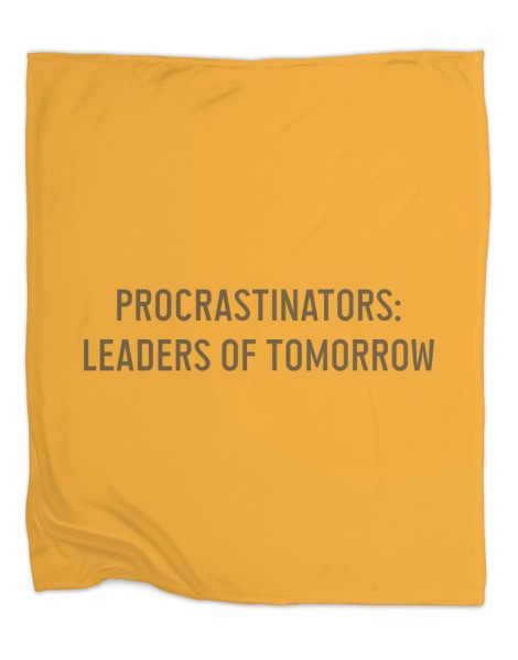 Procrastinators: Leaders of Tomorrow Hero Shot