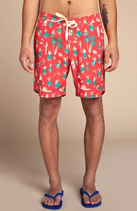 Hula Girls: Guys Board Trunks, Select Guys + Threadless Collection