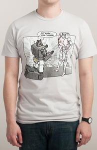 He Can Change, New and Top Selling Video Game T-Shirts + Threadless Collection