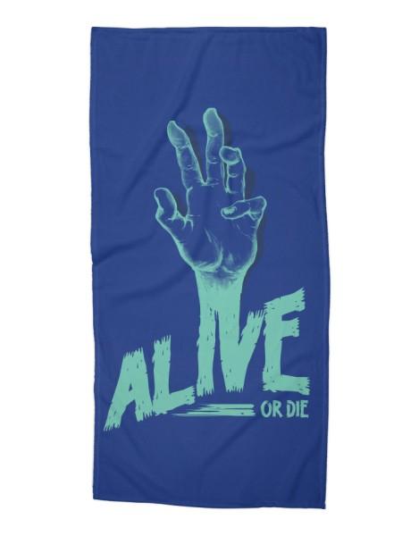 Alive or Die Hero Shot