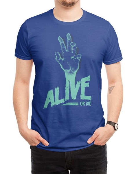 Alive or Die Hero Shot