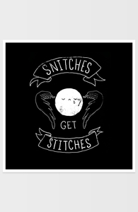 Snitches Get Stitches Hero Shot