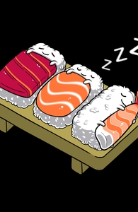 Sushi: Threadless Apron