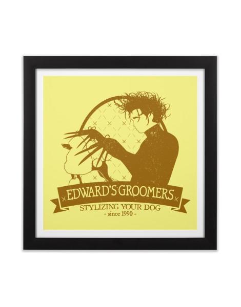 Edward's Groomers Hero Shot
