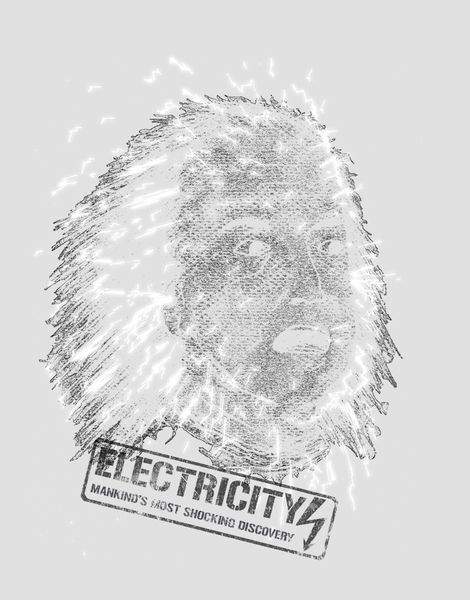 Electricity... Hero Shot