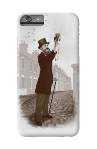 Vintage Selfie Hero Shot