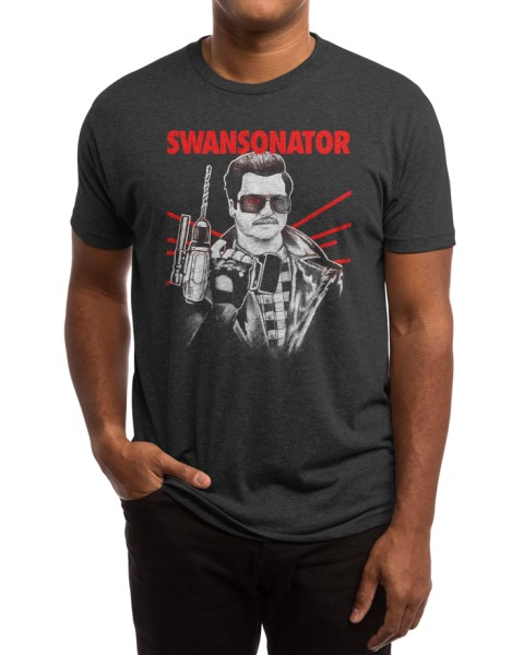 SWANSONATOR Hero Shot
