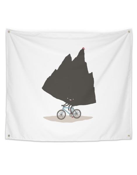 Mountain Biking Hero Shot