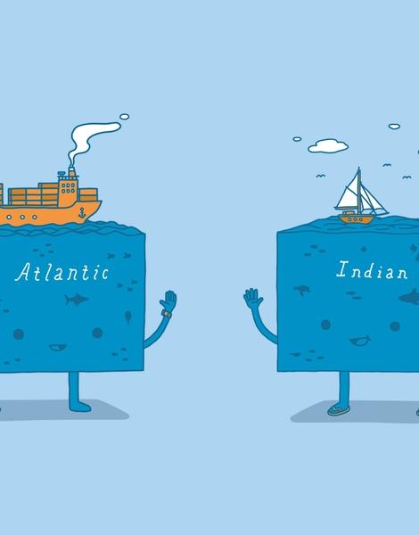Where Two Oceans Meet Hero Shot