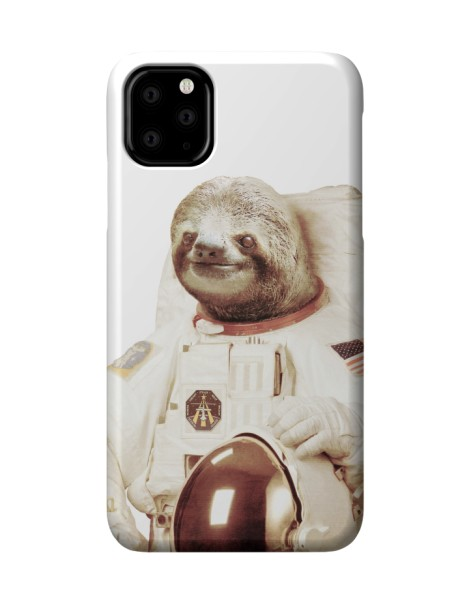 Astronaut Sloth Hero Shot