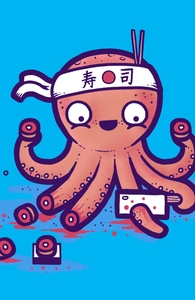 Octosushi Hero Shot