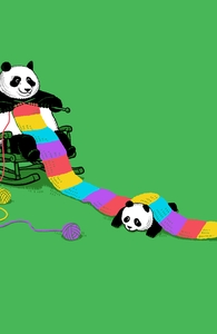 Panda Weaving Hero Shot