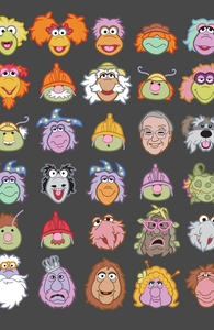 30 Fraggle Faces Hero Shot