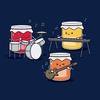 food t-shirts