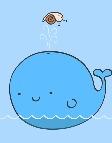 The Whale and the Snail Hero Shot