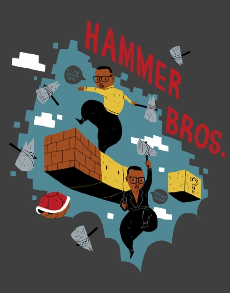 Hammer Brothers. Hero Shot