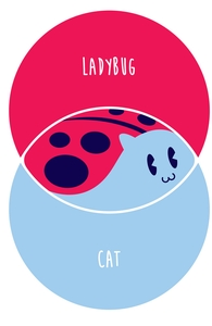 Catbug Venn Diagram Hero Shot