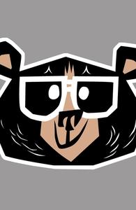 Square Bear Hero Shot