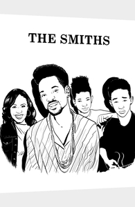 The Smith Family Hero Shot