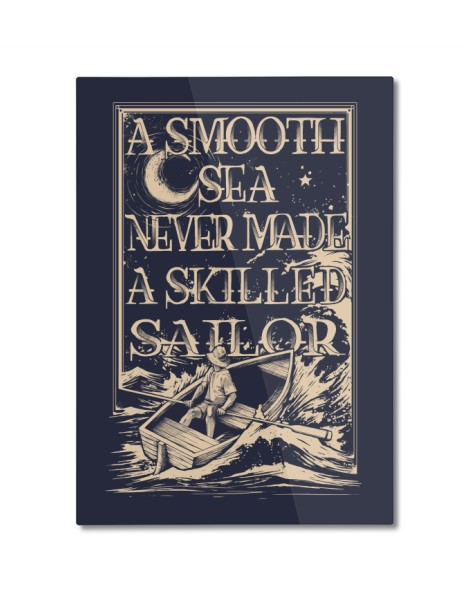A Smooth Sea Hero Shot