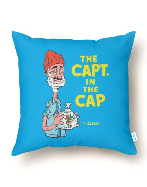 The Capt. in the Cap Hero Shot