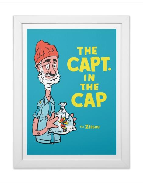 The Capt. in the Cap Hero Shot