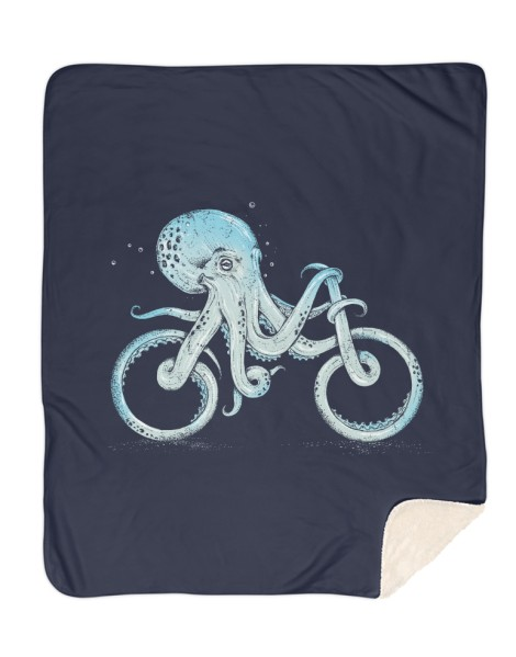 Octopus Bike Hero Shot
