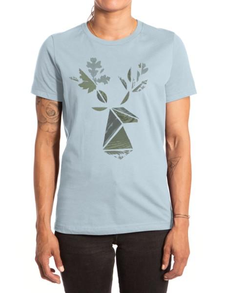 Leafy Deer Hero Shot