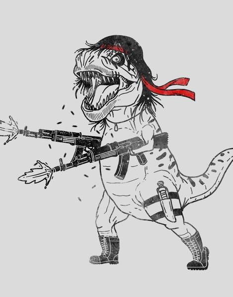 Tyrambosaurus Hero Shot