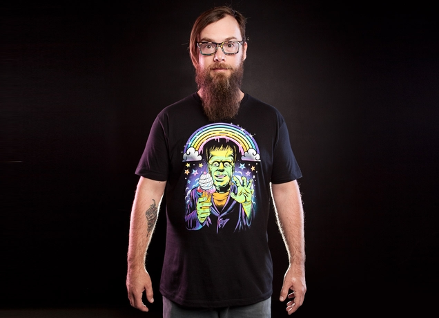 threadless lisa frankenstein