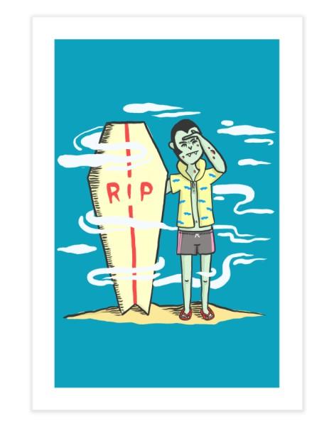 Surf Dracula Hero Shot