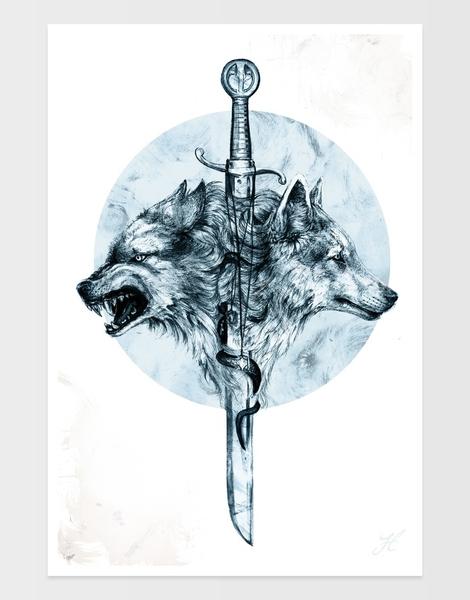 Dire Wolf Hero Shot