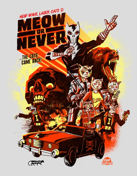 NWLC2: Meow or Never Hero Shot