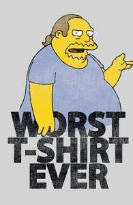 Worst. T-Shirt. Ever. Hero Shot